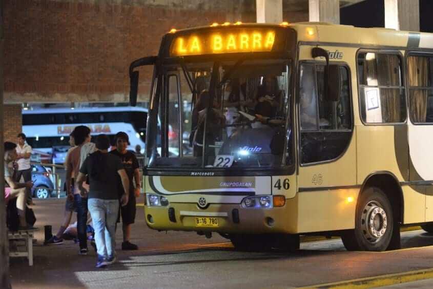 Como andar e se locomover em Punta del Este: ônibus