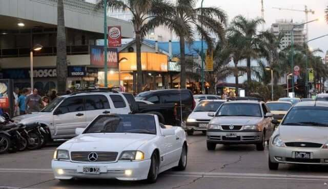 Como andar e se locomover em Punta del Este: carro