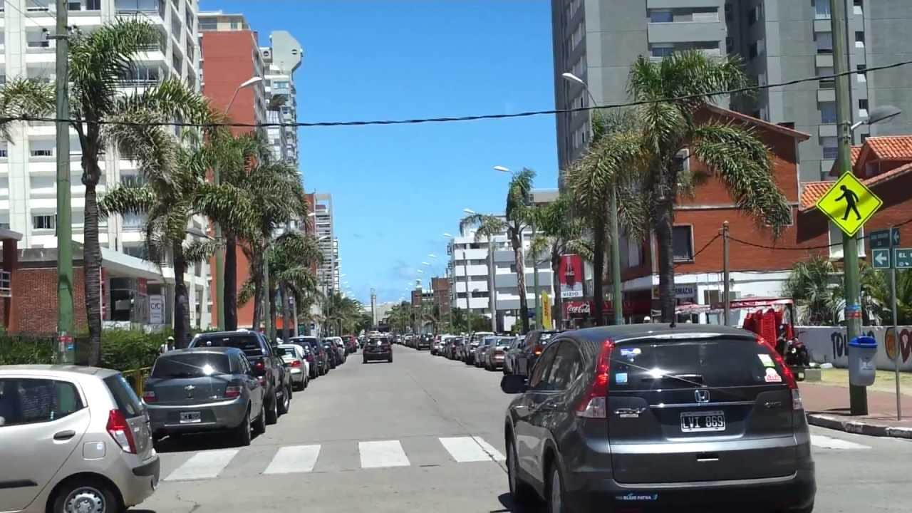Como andar e se locomover em Punta del Este