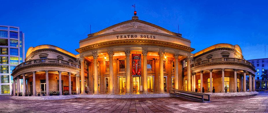 O que fazer no inverno em Montevidéu: Teatro Solís