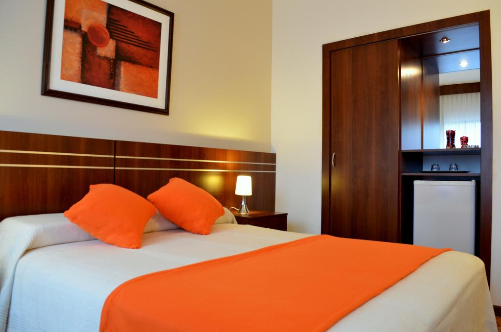 Hotéis no centro turístico de Montevidéu: Hotel America