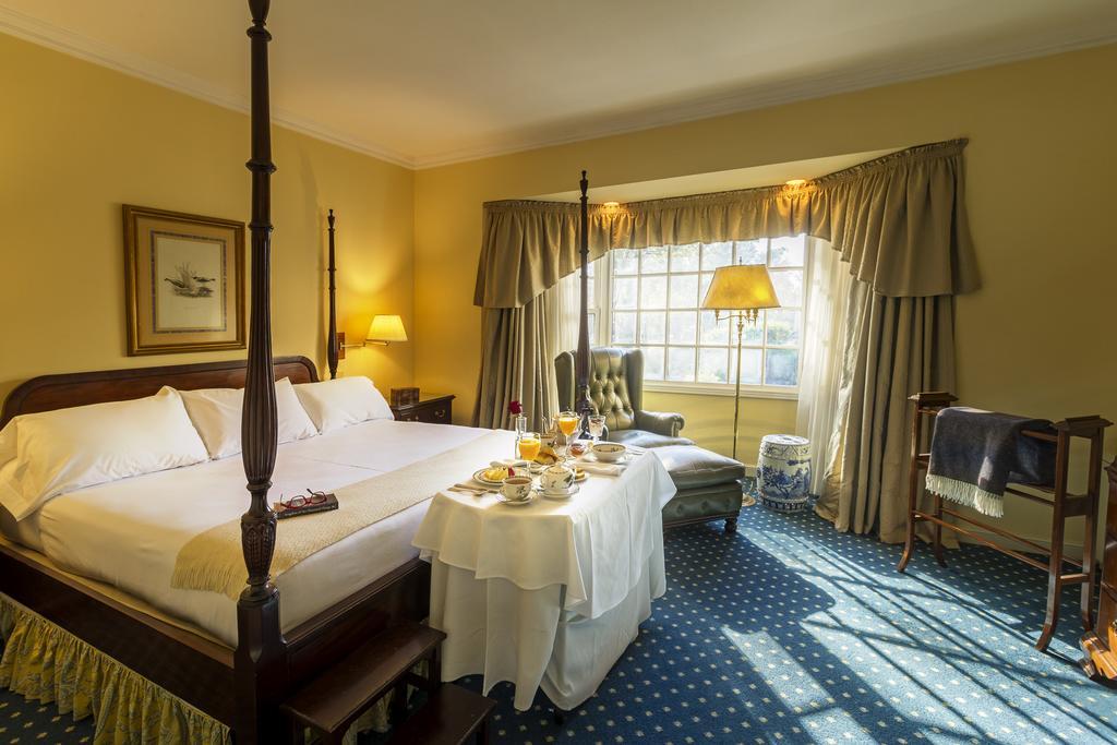 Hotéis de luxo em Montevidéu: Hotel Belmont House - quarto