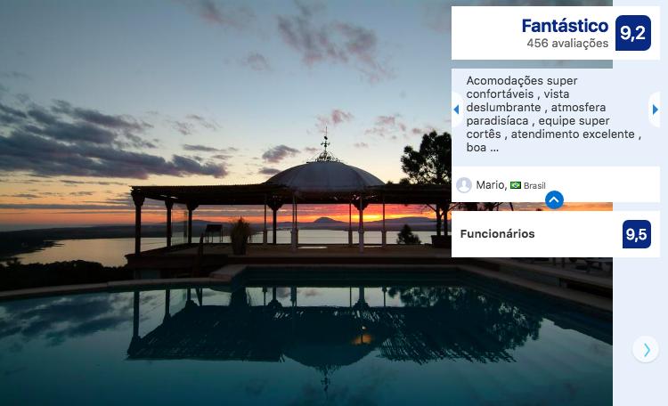 Hotéis de luxo em Punta del Este: Hotel & Spa Las Cumbres