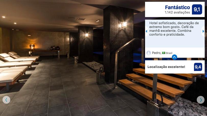 Hotéis de luxo em Montevidéu: Hotel Hyatt Centric