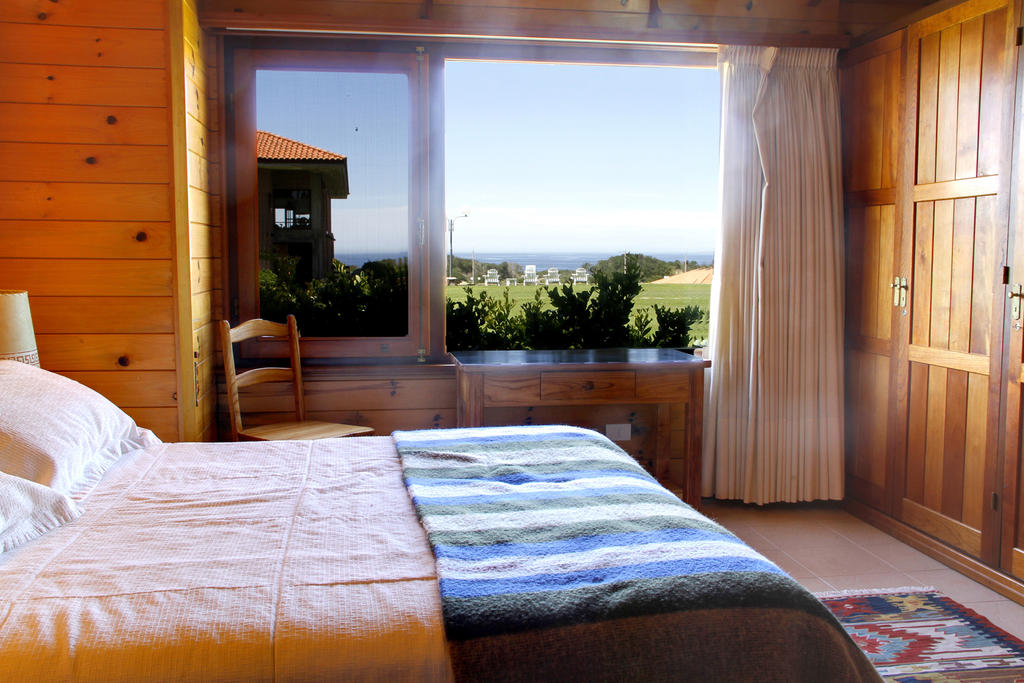 Hotéis de luxo em Punta del Este: Hotel Il Belvedere - quarto