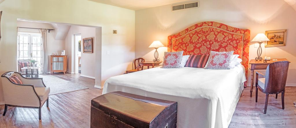 Hotéis de luxo em Punta del Este: Hotel L'Auberge - quarto
