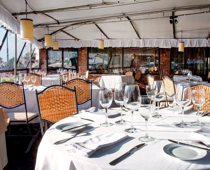 Ano Novo em Punta del Este: restaurante Lo de Tere