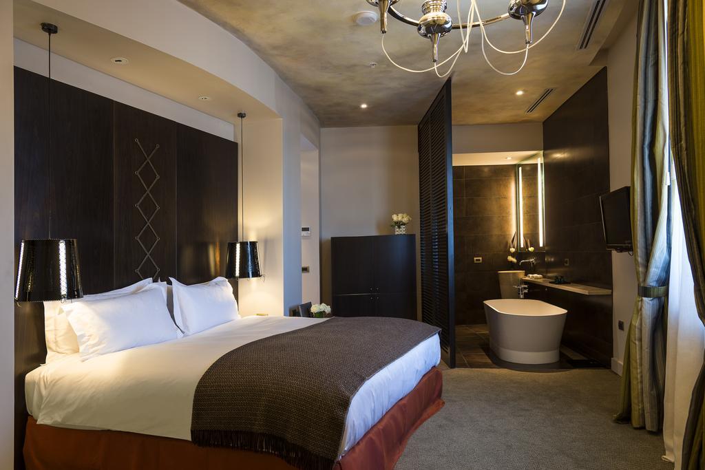 Hotéis de luxo em Montevidéu: Sofitel Montevideo Casino Carrasco & Spa - quarto